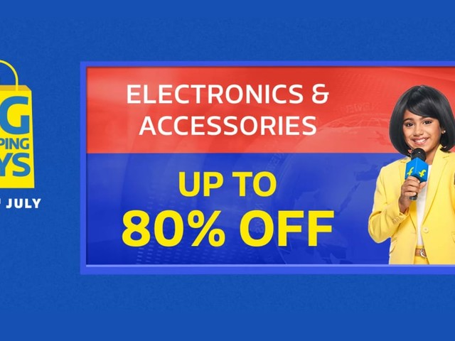 Flipkart Big Shopping Days Sale: Best Offers Available on the Last Day