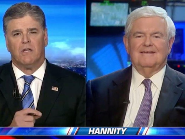 """""""Someone's Going To Jail"""" Gingrich Warns Mueller's Russia 'Witch Hunt' Too Big To Fail Now"""