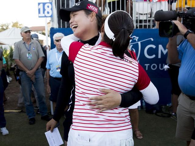 CME Group Tour Championship: Ariya wins tournament; Lexi takes $1 million, Vare Trophy