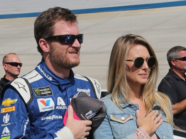 Dale Earnhardt Jr. and wife Amy expecting 1st child