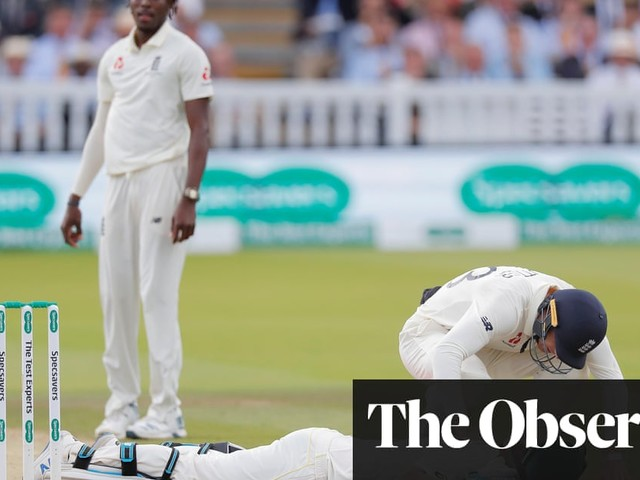 Smith and Archer hypnotise to leave second Test tantalisingly poised
