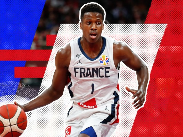 How Frank Ntilikina's summer with France might have revived his NBA career