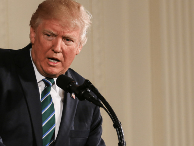 President Donald Trump to speak at NAR conference Friday