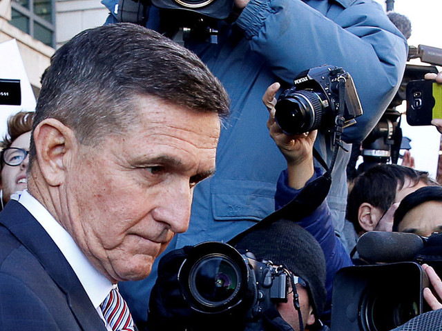 Trump's ex-adviser Flynn moves to withdraw guilty plea in Mueller investigation - court papers