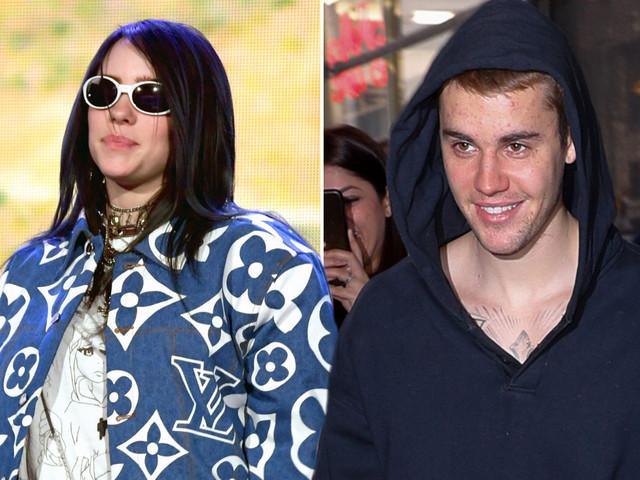Billie Eilish finally meets hero Justin Bieber at Coachella 2019