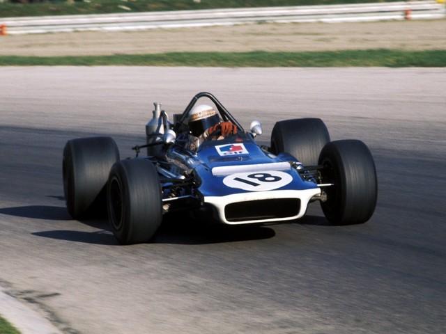 Jackie Stewart To Drive His Championship-Winning Matra At Silverstone Classic