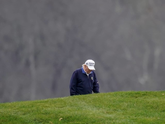 PGA of America pulls PGA Championship from Trump's N.J. golf course