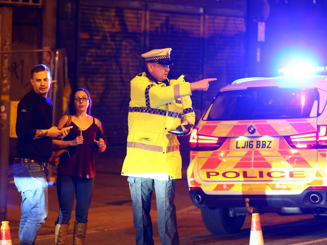 Ariana Grande Concert Explosion: Several Killed At Manchester Arena
