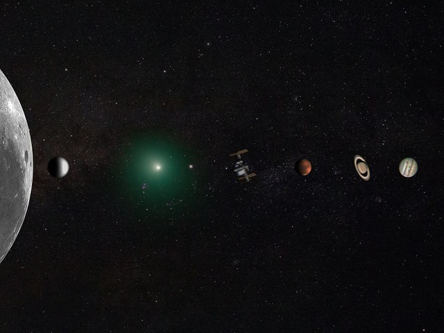 This Solar System Photo Was Shot From a Photographer's Backyard