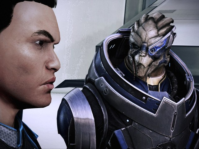 Mass Effect's Garrus Bottle Decision Is Bigger Than The Reapers