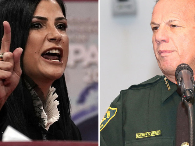 Broward County Sheriff Scott Israel blames NRA for being fired. Then Dana Loesch hits back.