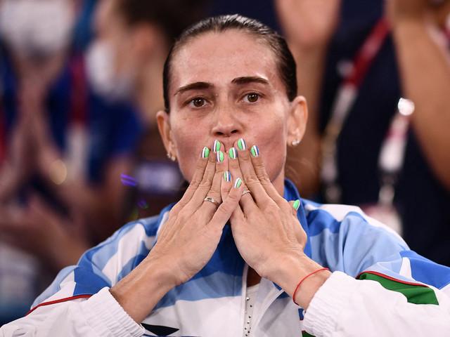 Oksana Chusovitina's legendary Olympics career ends at 46