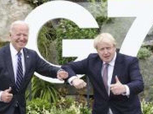 The Global Minimum Corporate Tax Exposes The G-7's Hypocrisy