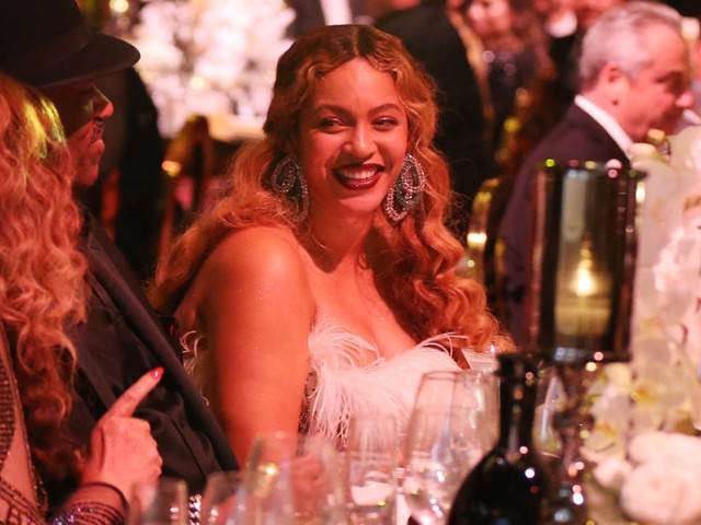 Beyoncé Makes Another Stunning Appearance on the Second Night of JAY-Z's Charity Gala
