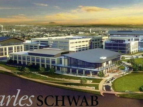 Schwab Abandons High-Tax San Francisco For New $100 Million Mega-HQ In Dallas