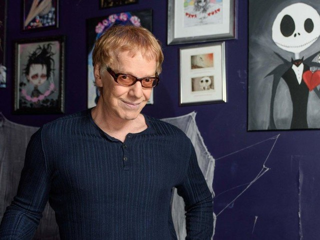 Danny Elfman brings 'The Nightmare Before Christmas' to Barclays