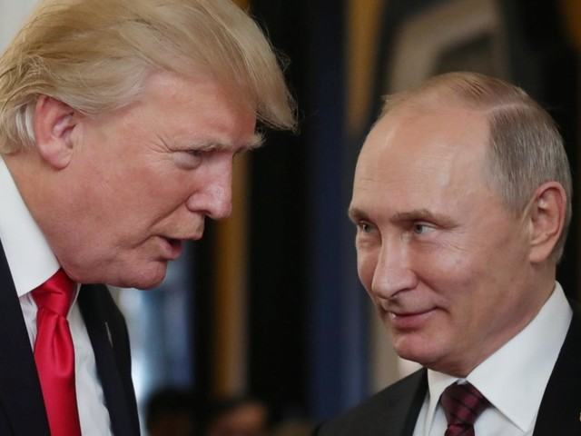 Trump Is Doing As Little As Legally Possible to Comply With Congress' Russia Sanctions