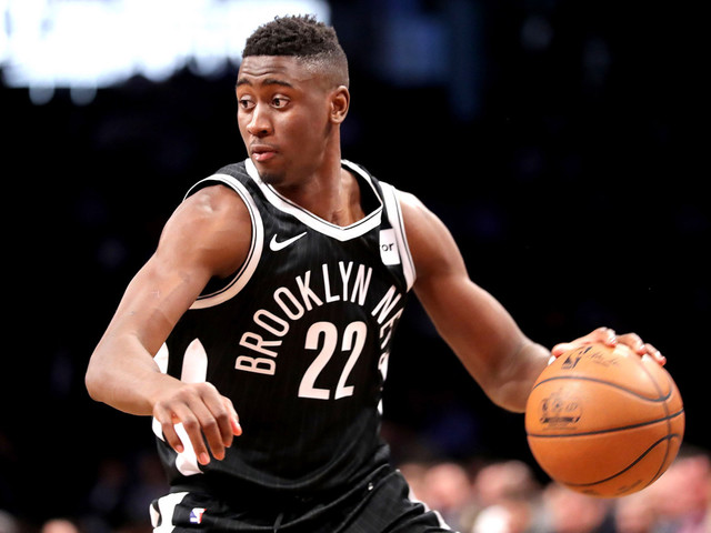 Caris LeVert is representing the Nets in India