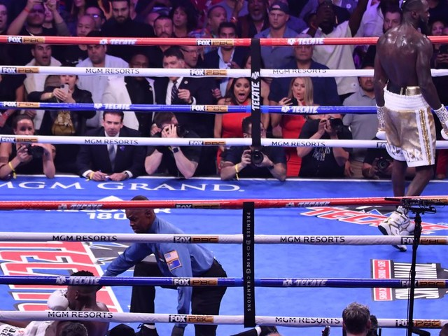 Report: Wilder-Ortiz rematch does under 300k PPV buys