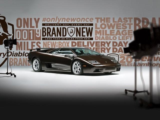 2001 Lamborghini Diablo