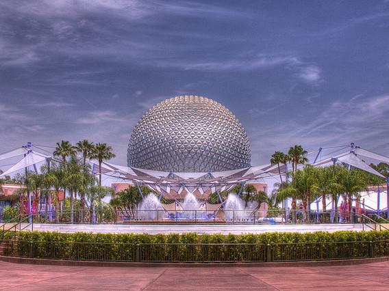jetBlue – $91: Washington D.C. – Orlando (and vice versa). Roundtrip, including all Taxes