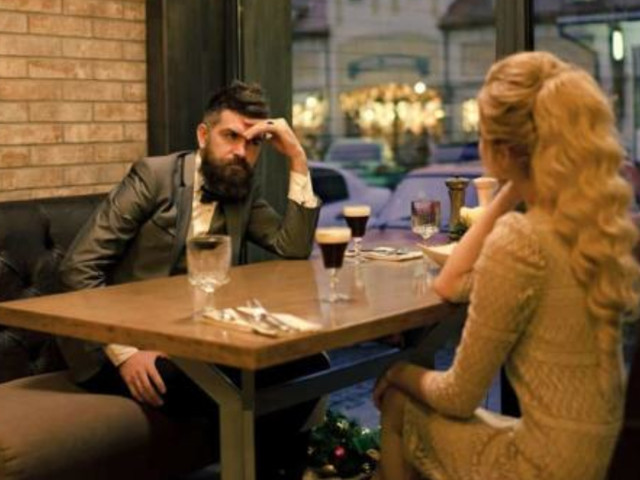 What's the rudest thing you've been told on a date?