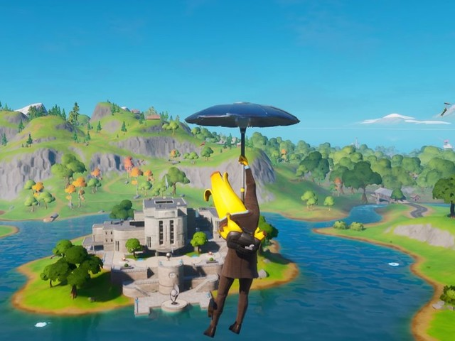Fortnite's wonderfully weird personality is back in latest season