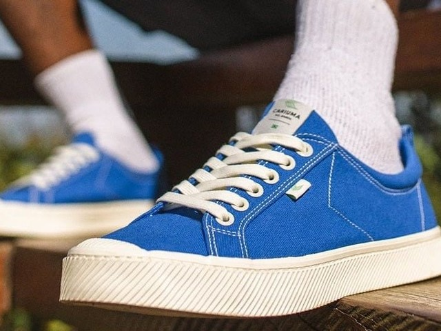 10 footwear brands that make sustainable sneakers from recycled and renewable materials