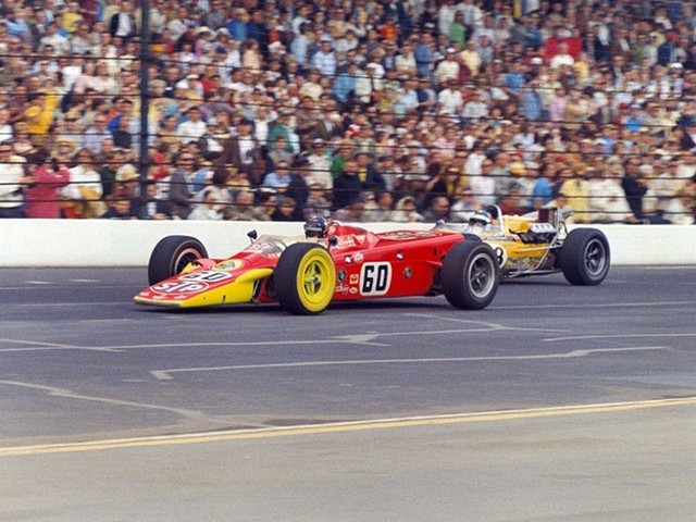Fifty Year Flashback: Lotus Turbine Car Almost Wins Indy