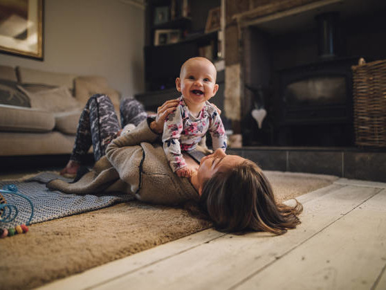 The 1 Thing No One Tells You About Life as a Stay-at-Home Mom