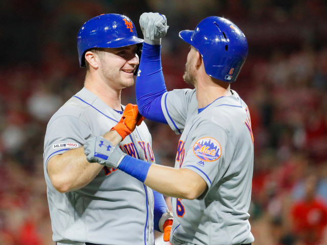 Mets' Pete Alonso put his name in 'ridiculous' home run company