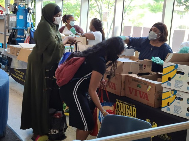 Medgar Evers College and community benefit from Juneteenth funding