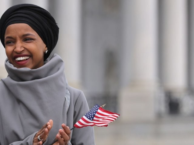 Rep. Ilhan Omar greeted with new chant upon arrival in Minnesota: 'Welcome home Ilhan'
