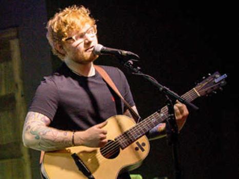 Ed Sheeran, Drake and Bruno Mars Among 2017 American Music Award Nominees
