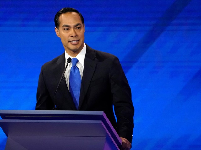 'I'm fulfilling the legacy of Barack Obama and you're not': Julian Castro comes out swinging at Biden over healthcare in Democratic debate