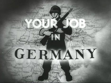 Denazifying German Libraries after World War II