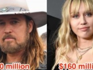 7 celebrities who are richer than their famous parents