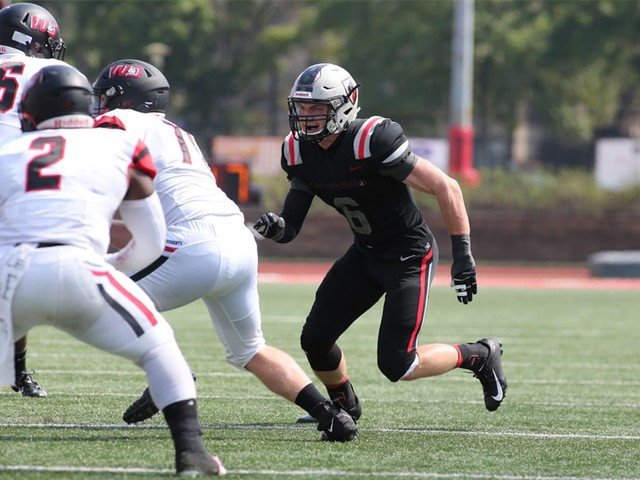Student-Athlete a Finalist for Elite College Football Prize