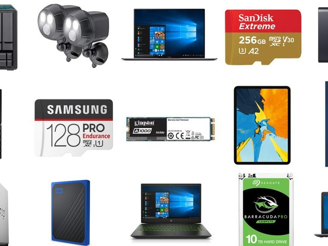 iPad Pro, Macbook Pro, WD My Book, SanDisk Extreme, and more deals for March 31