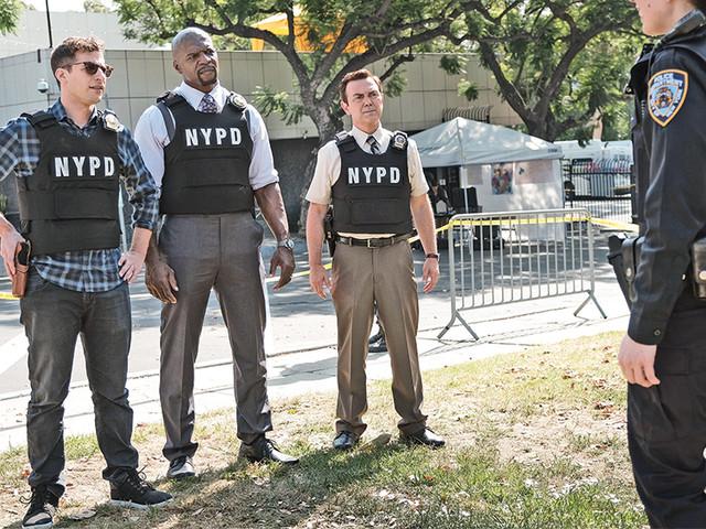 Terry Crews Bids Farewell to 'Brooklyn Nine-Nine'