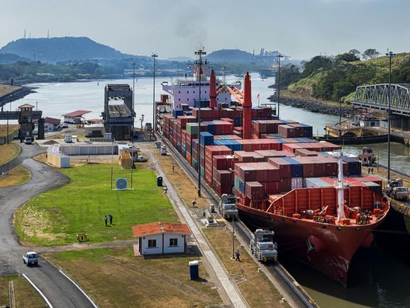Trump's Blockade Begins: Venezuela Says Food Shipment Blocked In Panama Canal