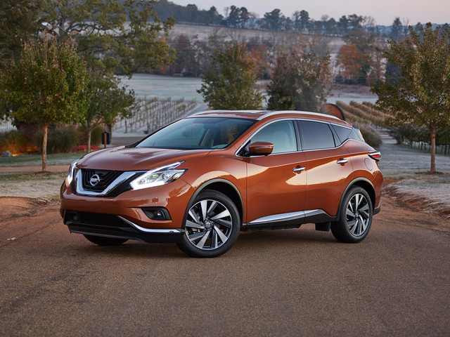 2018 Nissan Murano Gets New Standard Features, Starts at $31,780