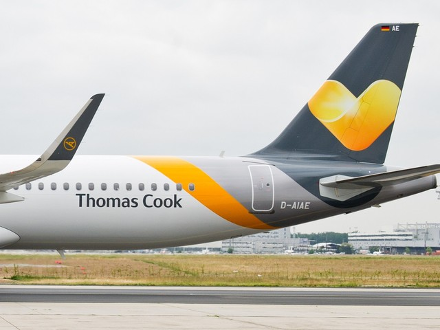 Thomas Cook officially out of business, all flights cancelled effective immediately
