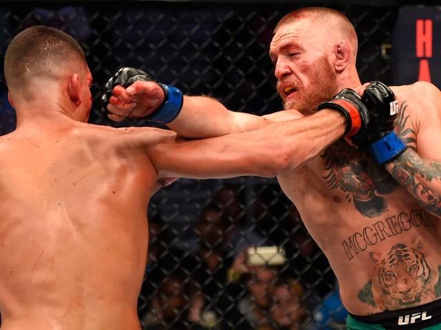 McGregor: 'No problem' if Diaz doesn't want trilogy