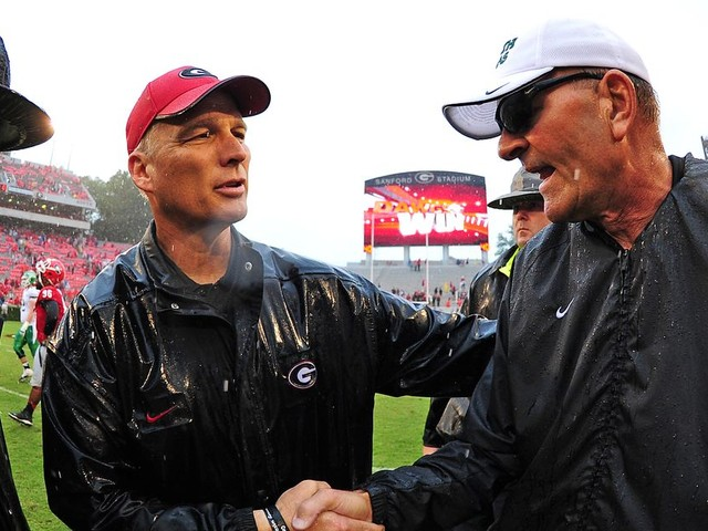 Mark Richt: college football's weatherman and nature photographer