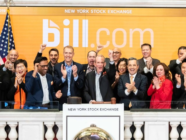 Bill.com is surging in its first day of trading. We talked to its CEO and a big backer about the fintech unicorn's IPO and why it's good to be boring post-WeWork.