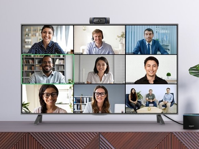 Amazon's second-gen Fire TV Cube now lets you make Zoom calls