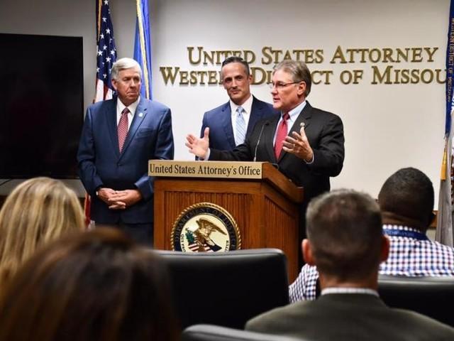 Operation Triple Beam removes 355 violent criminals for Missouri streets