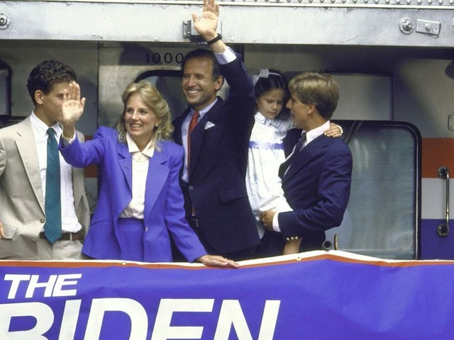 Meet the Bidens: America's new First Family
