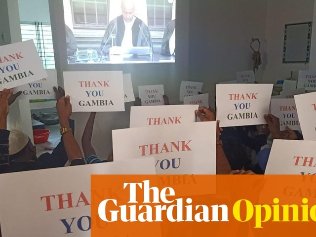 The persecuted Rohingya now have legal protection, but will it amount to anything? | Francis Wade